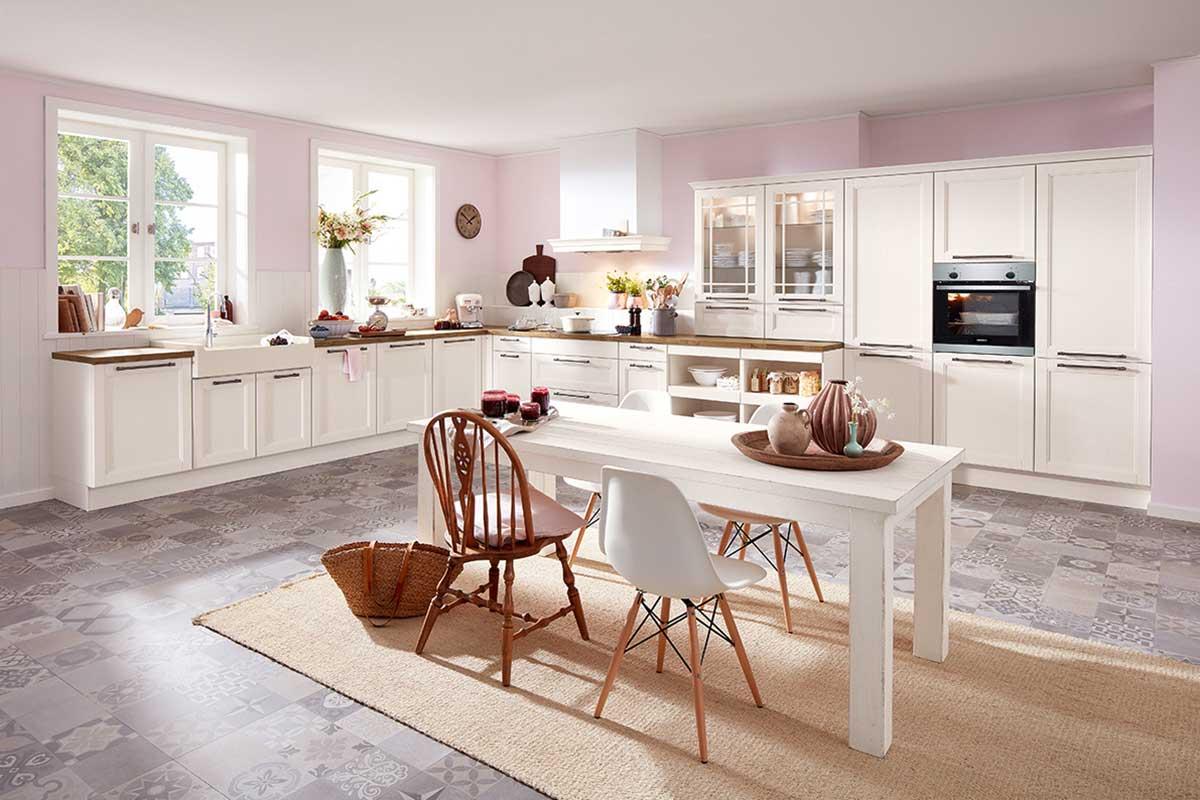 Die Landhausküche - vorwärts zurück in die Romantik - Ihr ...
